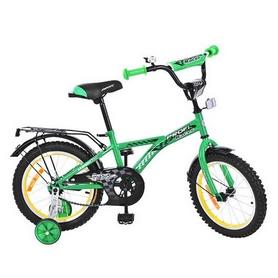 """Велосипед детский Profi Racer - 14"""", зеленый (G1432)"""