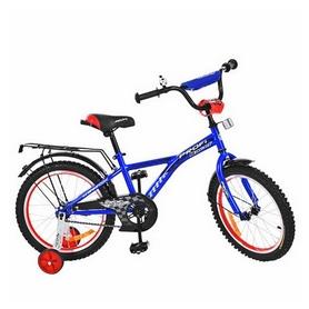 """Велосипед детский Profi Racer - 14"""", синий (G1433)"""