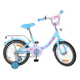"""Велосипед детский Profi Princess - 18"""", голубой (G1812)"""