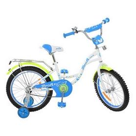 """Велосипед детский Profi Princess - 18"""", белый (G1824)"""