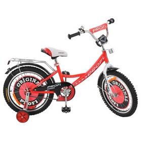 """Велосипед детский Profi Princess - 18"""", красный (G1845)"""
