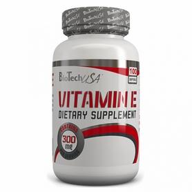 Витамин Е BioTech Vitamin E 300 (100 таблеток)