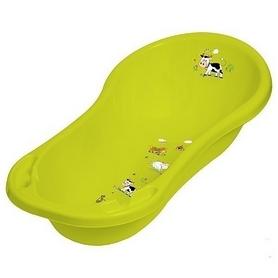 """Ванна детская Кeeeper """"Funny Farm"""" 84 см зеленая"""