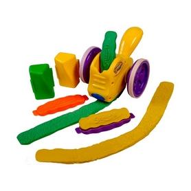 Набор для лепки Irvin Toys Skwooshi с роликом