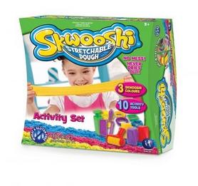 Набор для лепки Irvin Toys Skwooshi стартовый