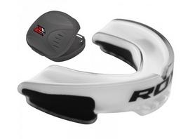 Капа боксерская RDX Gel 3D Elite White 10606