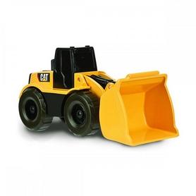 """Машинка Toy State Cat """"Мини-мувер Погрузчик"""" 15 см"""
