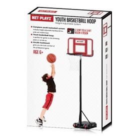 Фото 2 к товару Стойка баскетбольная мобильная Net Playz ODBN-321