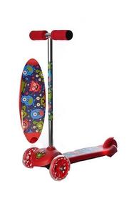 Самокат детский трехколесный 4Kids Mini BB 3-041-K красный