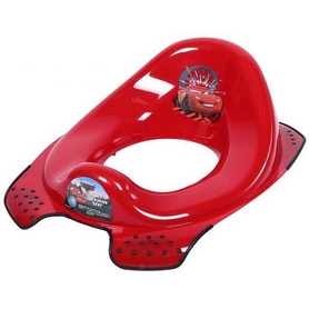 "Накладка на унитаз детская Кeeeper ""Cars"" 0013.18 красная"