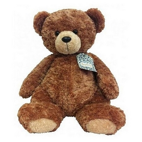 """Игрушка мягкая Aurora """"Медведь Бетси"""" 45 см бежевый"""