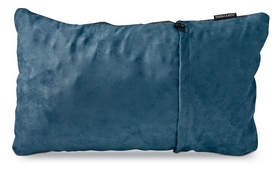 Подушка туристическая Cascade Designs Compressible Pillow Large синяя