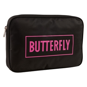 Фото 1 к товару Чехол для одной ракетки Butterfly Pro-Case прямоугольный черный BPC-1-S-В