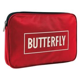 butterfly Чехол для одной ракетки Butterfly Pro-Case прямоугольный красный BPC-1-S-R