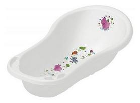 """Ванна детская Кeeeper """"Hippo"""" 84 см белая"""