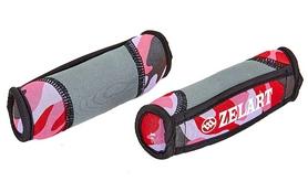 Распродажа*! Гантели для фитнеса с мягкими накладками FI-5730-2