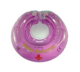 Круг на шею Baby Swimmer KP101033 пурпурный