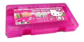 """Набор для плетения браслетов DongShun Loom Bands """"Hello Kitty"""""""
