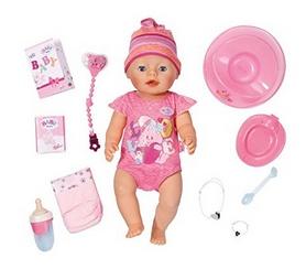 "Кукла Zapf Baby Born ""Очаровательная малышка"""