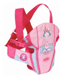 Рюкзак-кенгуру для куклы Zapf Baby Born