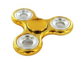 Игрушка-антистресс (спиннер) HGL Metallic Cool Spinner