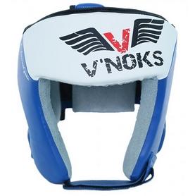 Шлем боксерский V`Noks Lotta Blue