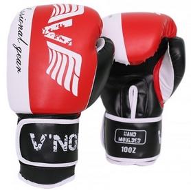 Перчатки боксерские V`Noks Lotta Red