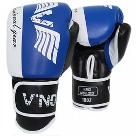 Перчатки боксерские V`Noks Lotta Blue