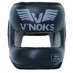 Шлем боксерский V`Noks с бампером Boxing Machine