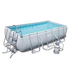 Бассейн каркасный Intex 56442 (404х201х100 см) с фильтрующим насосом