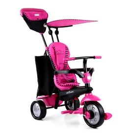 Велосипед трехколесный Smart Trike Glow 4 в 1 розовый