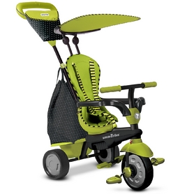 Велосипед трехколесный Smart Trike Glow 4 в 1 зеленый