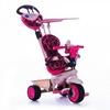 Велосипед трехколесный Smart Trike Dream 4 в 1 розовый - фото 1
