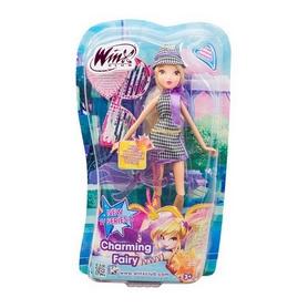 """Кукла Winx """"Волшебная фея Стелла"""" - 27 см"""