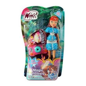 "Кукла Winx ""Волшебные цветы Блум"" - 27 см"