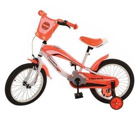 """Велосипед детский Profi - 12"""", оранжевый (SX12-01-1)"""