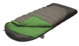 Мешок спальный (спальник) Alexika Summer Plus правый зеленый