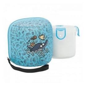 Термос пищевой Laken PP food container 680 мл w.neoprene cover синий