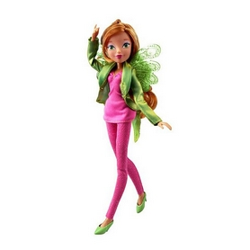 "Кукла Winx ""Маскарад Флора"" - 27 см"
