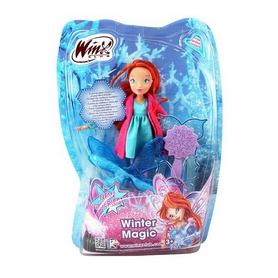 "Кукла Winx ""Зимняя магия Блум"" - 27 см"