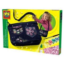 """Набор для изготовления сумочки Ses """"Модный тренд"""""""