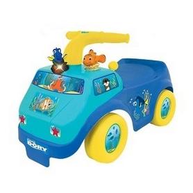 "Машина-каталка чудомобиль Kiddieland ""В поисках Дори"""