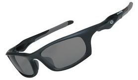 Очки спортивные Exustar CSG13, черные