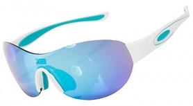 Очки спортивные Green Cycle GC-GL5302, голубые