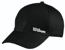 Кепка спортивная (бейсболка) Wilson Summer Cap BK OSFA SS16, черная