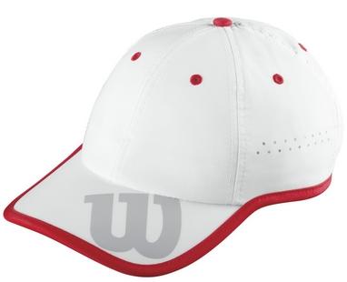 Кепка спортивная (бейсболка) Wilson Baseball Hat WH SS17, белая