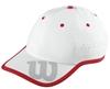 Кепка спортивная (бейсболка) Wilson Baseball Hat WH SS17, белая - фото 1