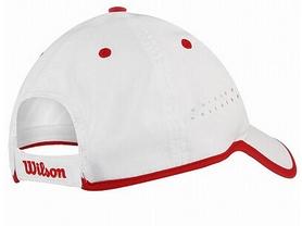 Фото 2 к товару Кепка спортивная (бейсболка) Wilson Baseball Hat WH SS17, белая