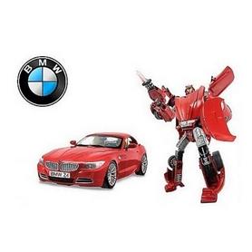 Робот-трансформер Roadbot BMW Z4 1:18