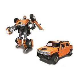 Робот-трансформер Roadbot Hummer H2 SUT 1:24
